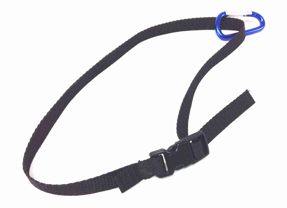 "28"" Strap with carabiner"
