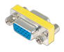 HD15 (VGA) Gender Adapter - AMERICAN RECORDER TECHNOLOGIES, INC. - 1