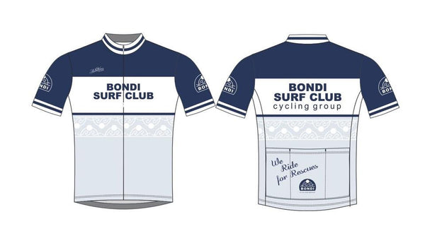 Bondi Surf Club Cycling Jersey