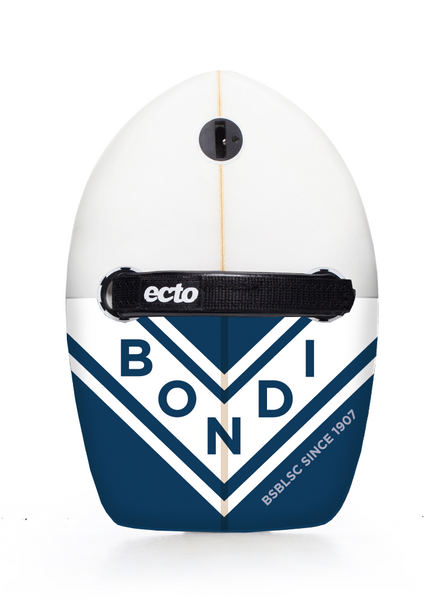 Ecto Handboards X Bondi Surf Club Collaboration V Design - pre order