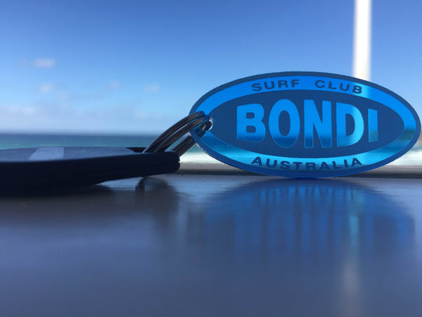 Bondi Surf Club Laser Tags - donation product