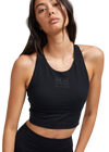 P.E Nation Base Load Sports Bra - Black