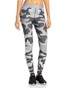 Cor Designed by Ultracor Camo Legging- Charcoal/Grey