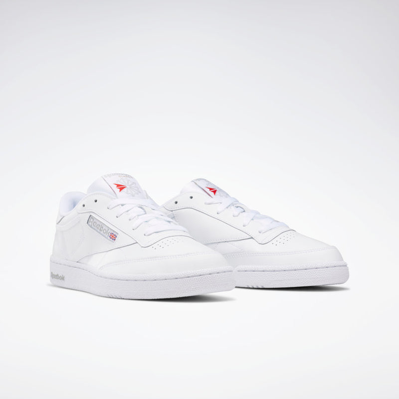 Reebok Club C 85 - White/Grey AR0455