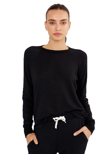 Splits 59 Warm Up Pullover  Black