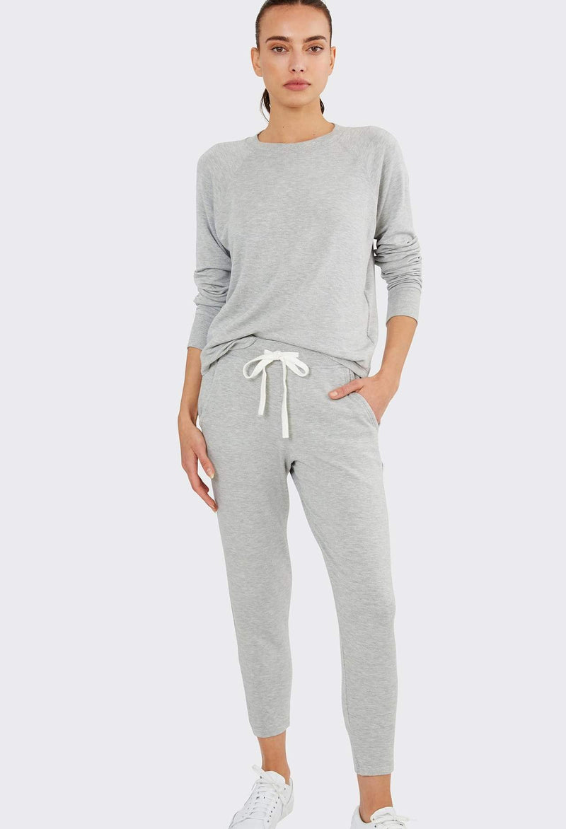 Splits 59 Warm Up Pullover Grey