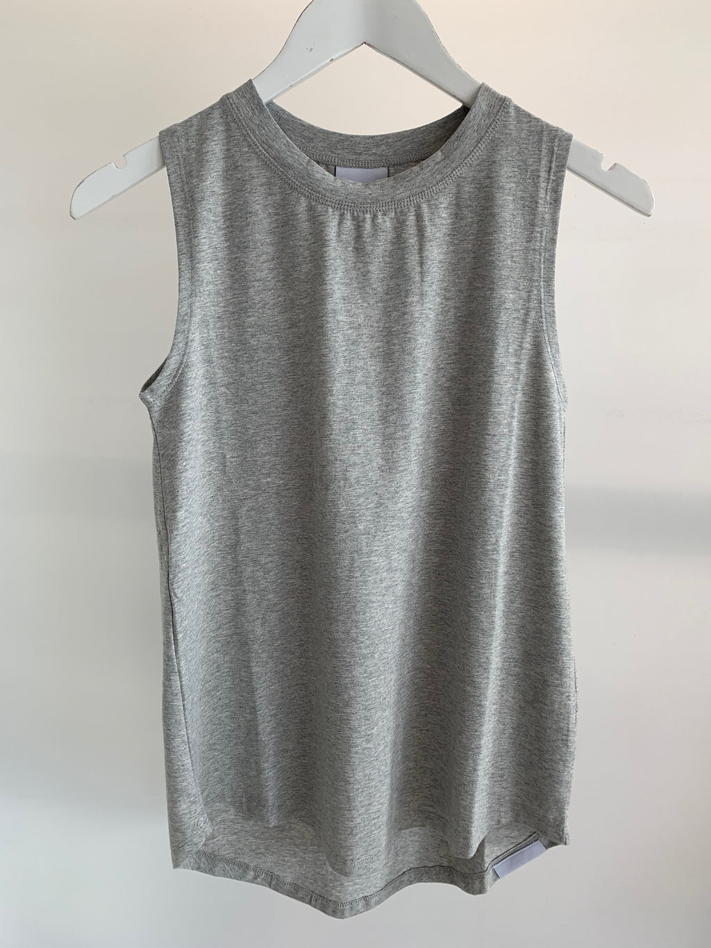 Lex Tank- Light Grey