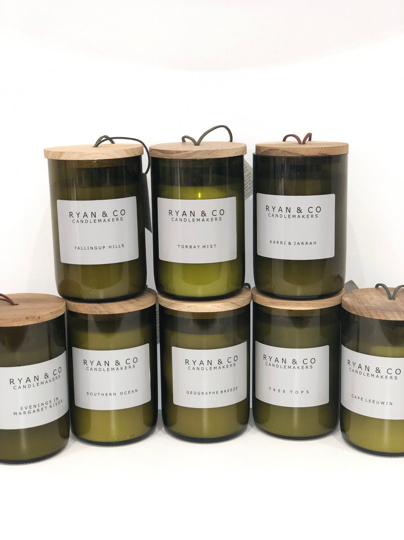 Ryan & Co Candlemakers - Candles