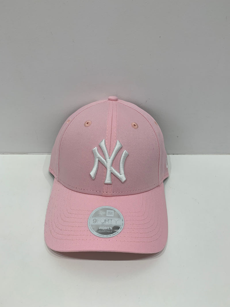New Era 940CS NY Pink