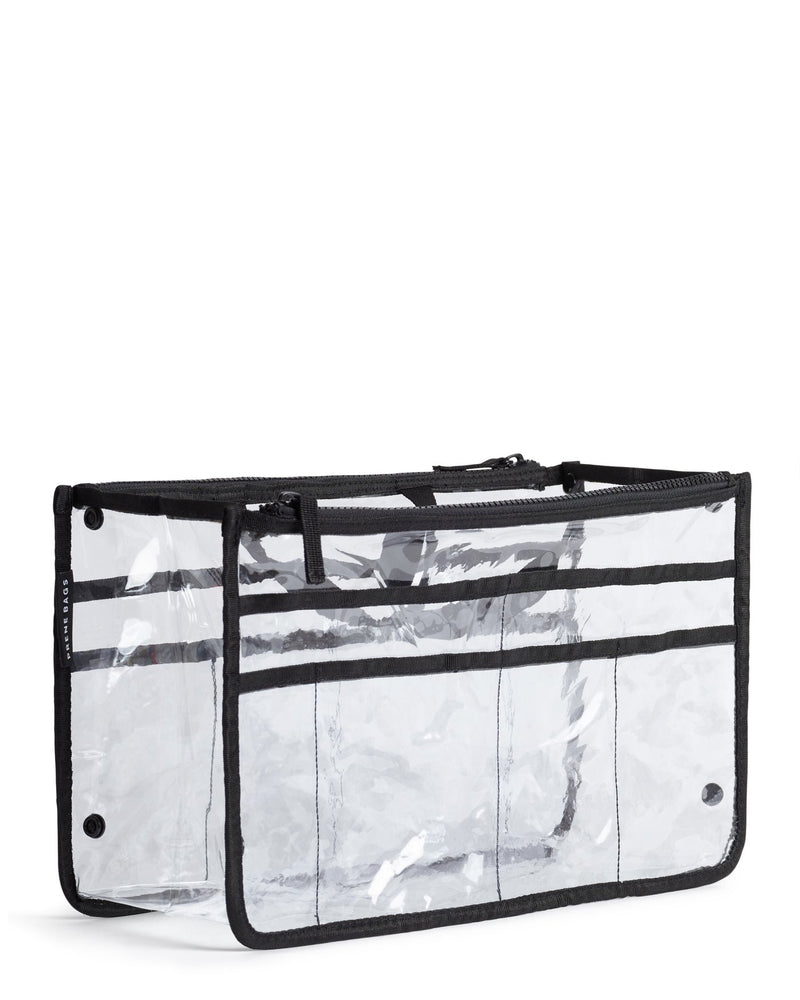 Prene Bag Organiser Insert - Transparent