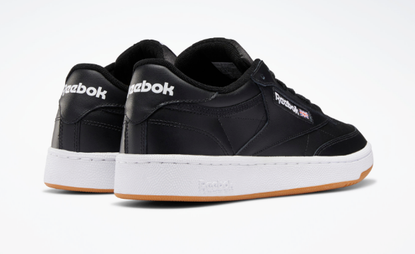 Reebok Club C Black - AR0458