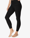 Beyond Yoga High Waisted Midi Length Darkest Night