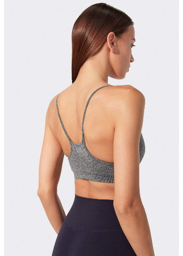 Splits 59 Loren Seamless Bra Grey