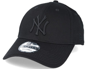 New Era 940CS NY Total Black