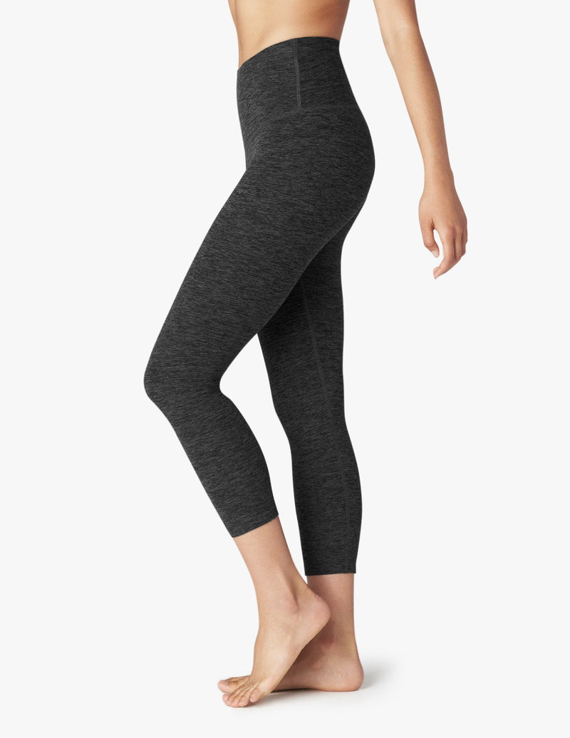 Beyond Yoga High Waist Capri Legging Charcoal