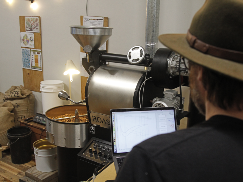 Soul City Roastery - For Hire - Soul City Roasters