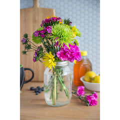 Jarware Flower Frog - Mason Jar Accessory - Flowers
