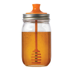 Jarware Honey Dipper - Mason Jar Accessory