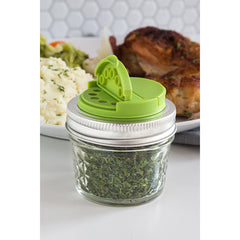 Jarware Spice Lid - Mason Jar Accessory - Photo