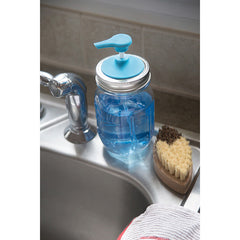 Jarware Soap Pump - Mason Jar Accessory - Sink