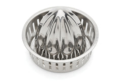 Citrus Juicer Lid Wide Mouth Stainless Steel