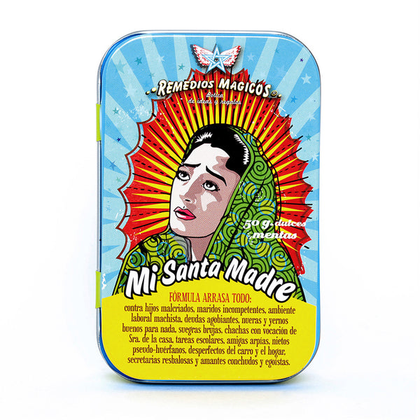 REMEDIO LATA MI SANTA MADRE