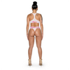 "Double Strap ""Couture Pink"" bottom"