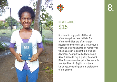 CC20 - #08 - Donate a Bible