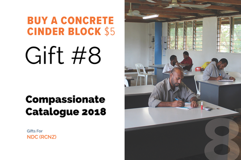 CC18 - #08 - Buy a Concrete Cinder Block