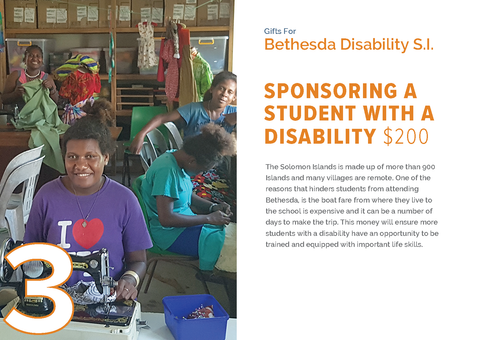 CC19 - #03 - Sponsoring a Student with a Disability
