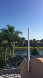 AirNav ADS-B 1090 MHz Outdoor Antenna with SMA Connector