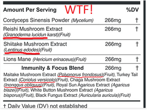 What the Heck is Happening to Mushroom Supplements?