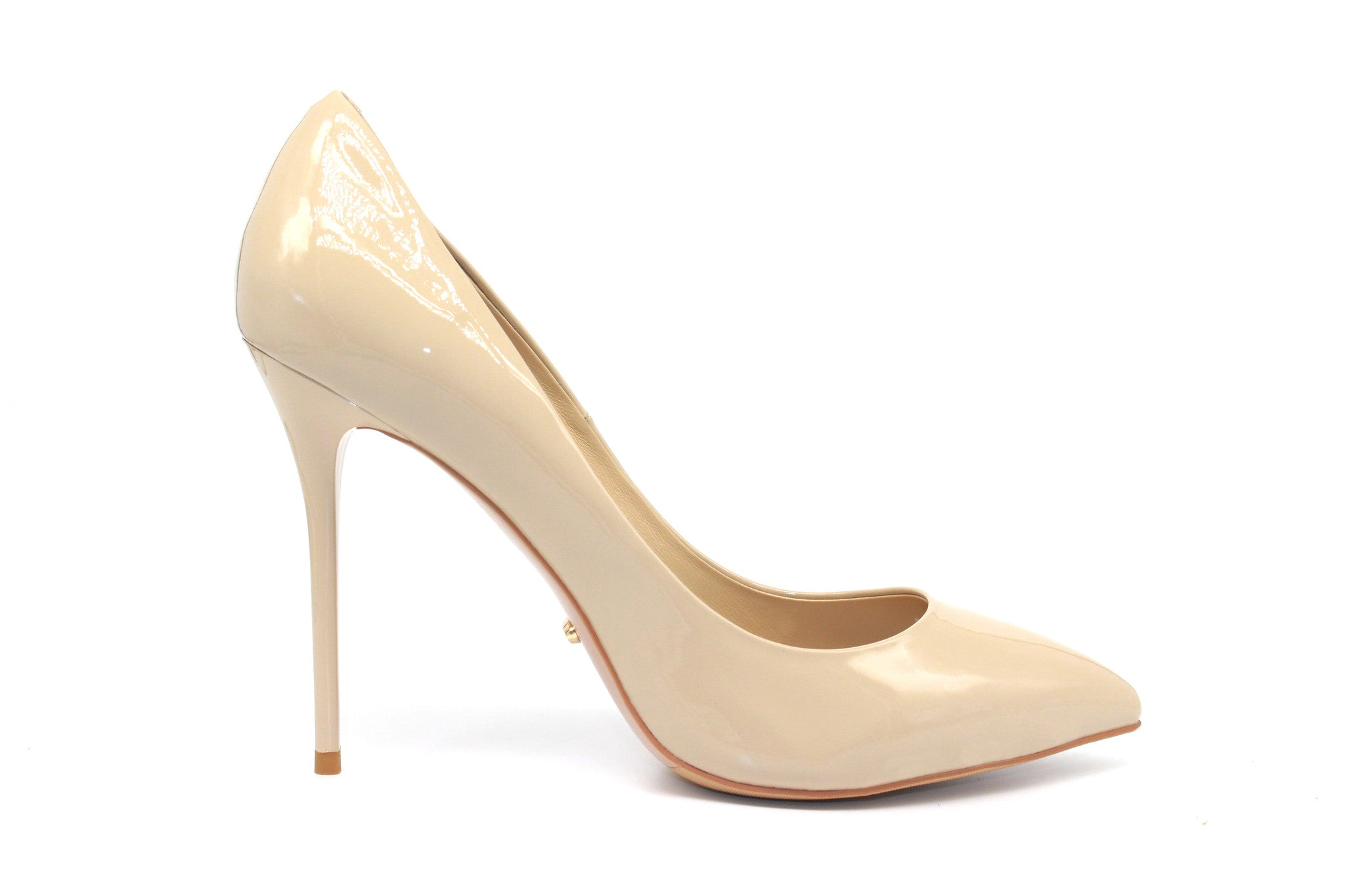Nude Stilleto Heels