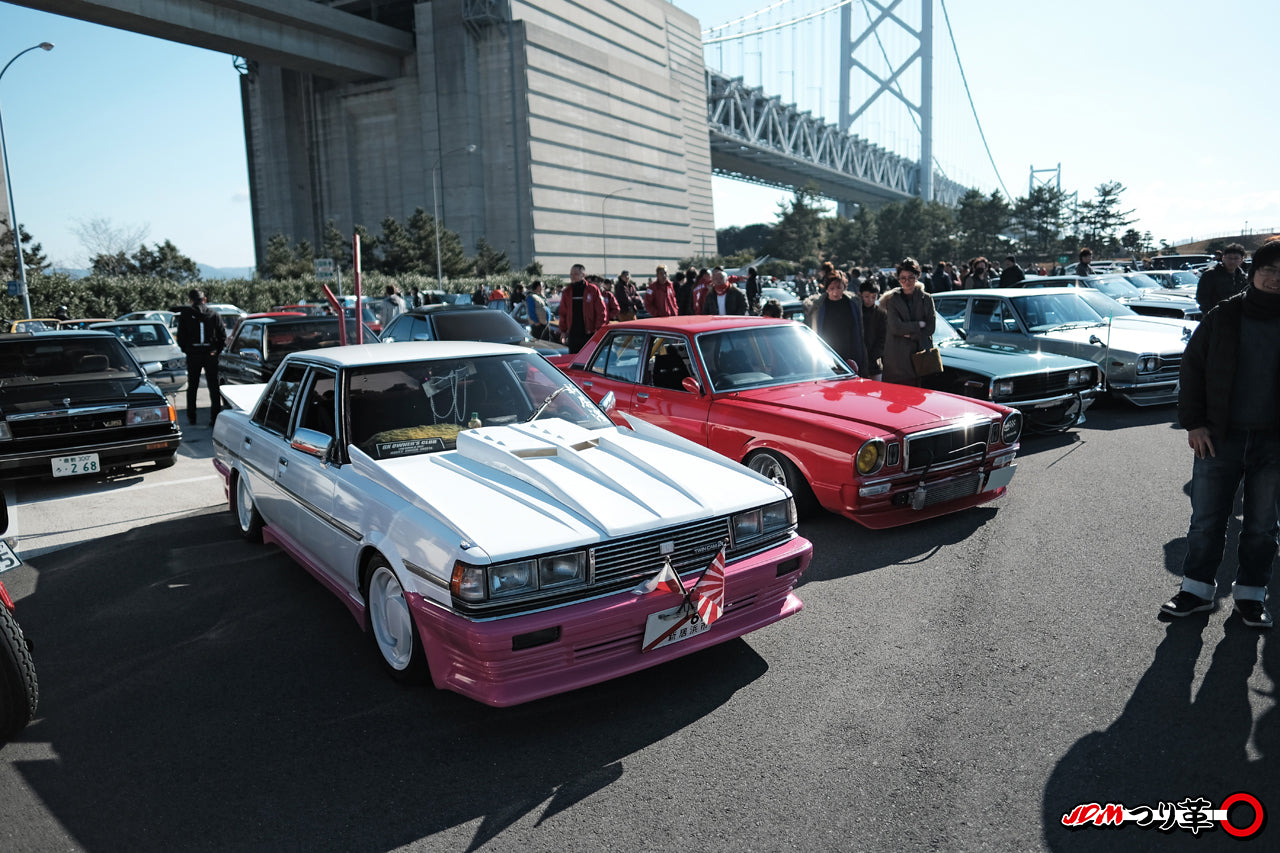 JDM Tsurikawa New Year Meet Yoshima