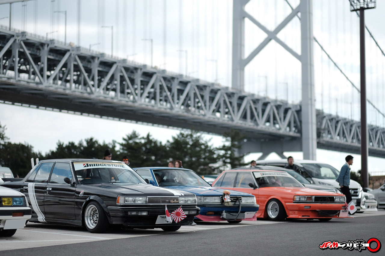 JDM Tsurikawa Yoshima New Year Meet