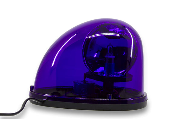 JDM Tsurikawa flashball patlite rotating beacon purple