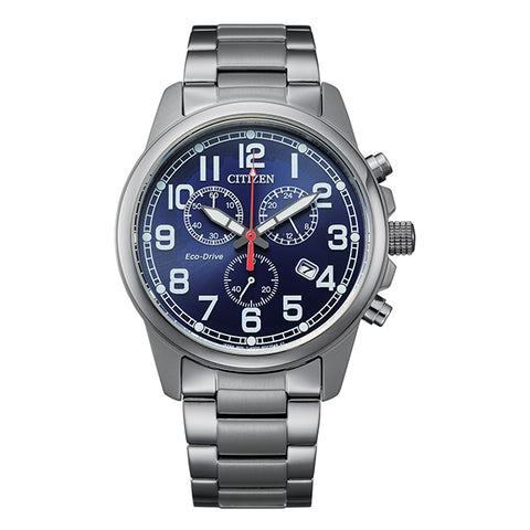 Citizen Gnts Eco-Drive Brlt SSWP 100M