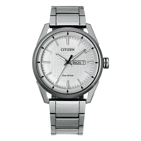 CITIZEN Gents Eco-Drive brlt  WR100