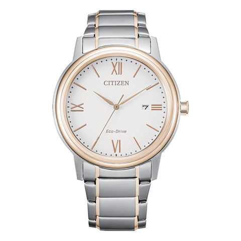 Citizen Gnts Eco-Drive Brlt SSTT WR100