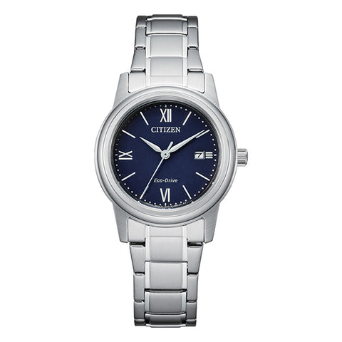 Citizen Lds Eco-Drive Brlt SSWP WR100
