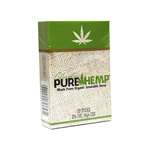 Colorado Pure CBD Hemp