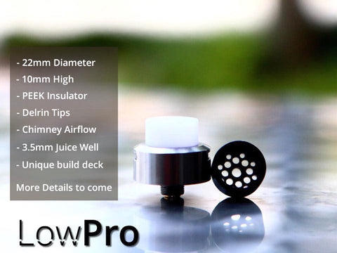 Low Pro Dripper