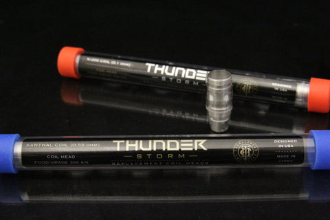 Thunderstorm Coils 5 Pack by Thunderhead Creations
