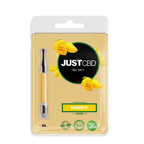Just Cbd Cartridges