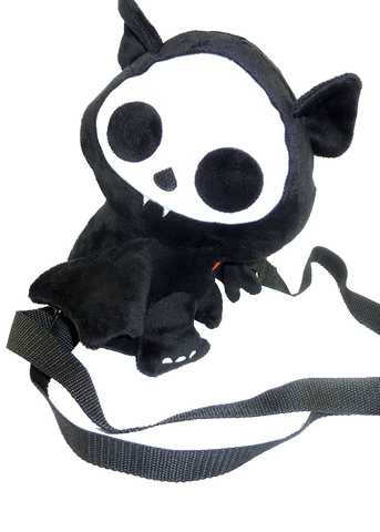 Diego Plush Crossbody Bag