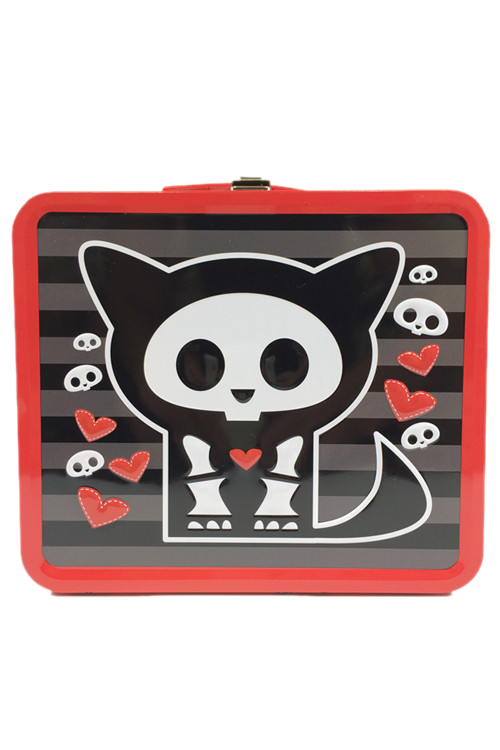 Kit The Cat Lunch Box