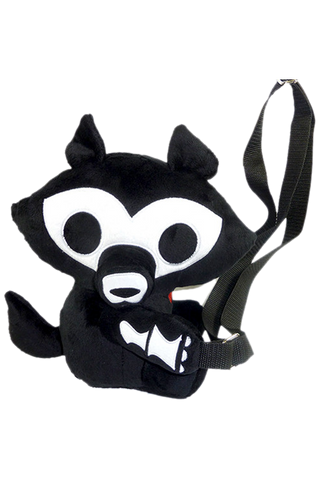 Jae Plush Crossbody Bag