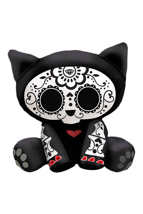 Kit Day Of The Dead Mini Plush