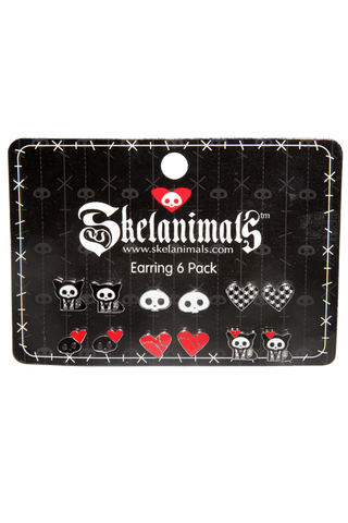 Kit Earring Six Pack
