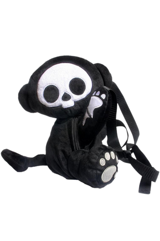 Marcy Plush Backpack
